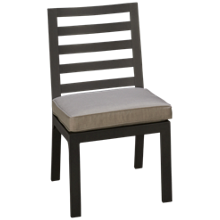Gathercraft Park Lane Side Chair with Cushion