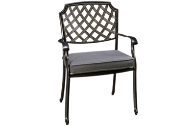 Agio International Madison Dining Chair with Cushion