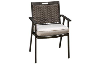 Agio International Addison Dining Chair with Seat Cushion
