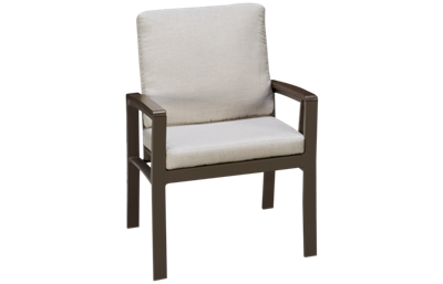 Agio International Avalon Dining Chair with Cushion