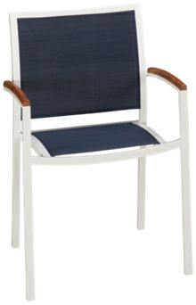 Lloyd Flanders Lux Sling Dining Chair