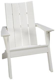 Seaside Casual Furniture Modern Adirondack Chair