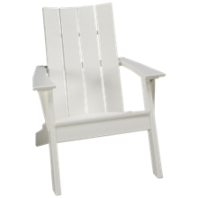 Seaside Casual Furniture Modern Adirondack Chair