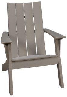 Seaside Casual Furniture Dex Madirondack Chair