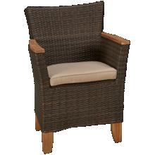 ScanCom Polynesia Carver Easy Chair