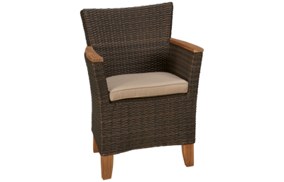 ScanCom Polynesia Carver Easy Chair
