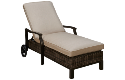 Agio International Trenton Chaise Lounge