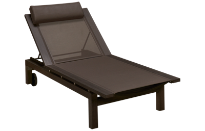 Klaussner Home Furnishings Delray Sling Chaise