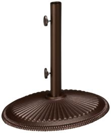 Treasure Garden Cast Iron Umbrella Base