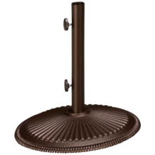 Treasure Garden Canopy 50 lb. Cast Iron Umbrella Base