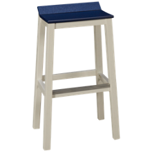 Seaside Casual Furniture Fusion Bar Stool