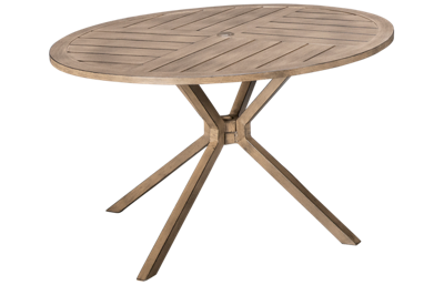 Agio International Potomac Slat Table