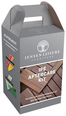 Jensen Leisure Ipe Aftercare Kit
