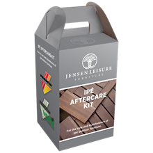 Jensen Leisure Ipe Aftercare Kit