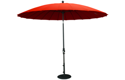 Treasure Garden Canopy 10' Shanghai Tilt Umbrella
