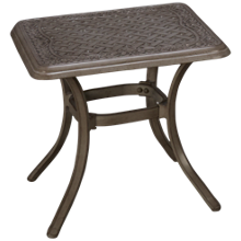 Agio International Sydney End Table Square