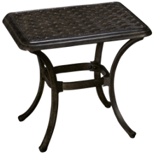 Agio International Madison End Table Square