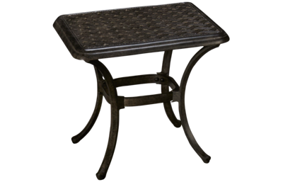 Agio International Madison Square End Table