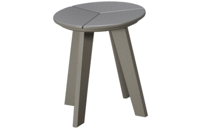 Seaside Casual Furniture Dex Round Side Table