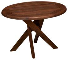 Jensen Leisure Ipe Topaz Round Side Table