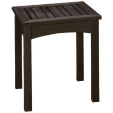 Klaussner Home Furnishings Delray End Table