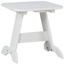 Seaside Casual Furniture Adirondack End Table