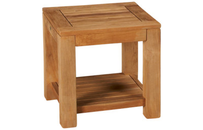 ScanCom Teak Rinjani End Table