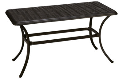 Agio International Madison Rectangular Cocktail Table