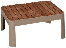 ScanCom Portals Square Coffee Table