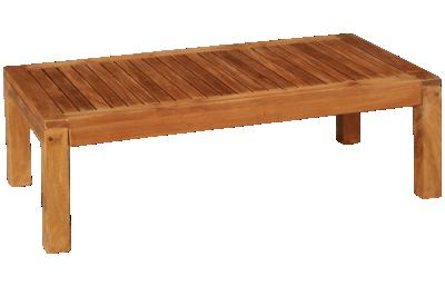 ScanCom Teak Rinjani Rectangular Coffee Table