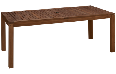 ScanCom Rinjani Rectangle Table