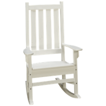 Seaside Casual Furniture Adirondack Traditional Porch Rocker