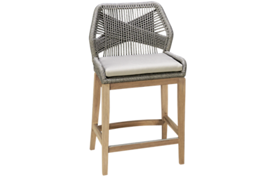 Star International Carmel Loom Counter Stool