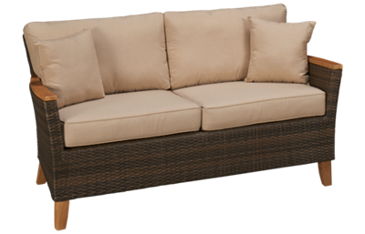 ScanCom Polynesia 2 Seat Sofa