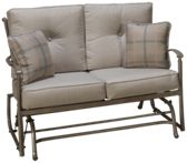 Agio International Sydney Loveseat Glider