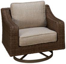 Ashley Beachcroft Armless Chair with Cushion