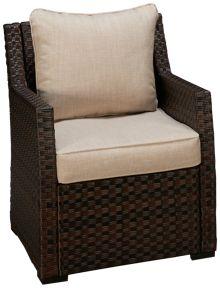 Ashley Salceda Lounge Chair with Cushion