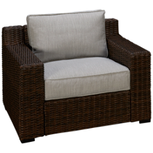 Ashley Alta Grande Lounge Chair with Cushion