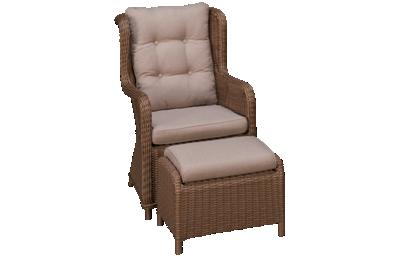 ScanCom Martinique Chair And Stool