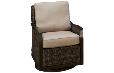 Agio International Trenton Swivel Lounge Chair