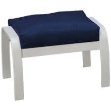 Telescope Casual Furniture Bell Cushion Belle Isle Cushion Ottoman