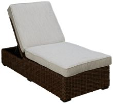 Ashley Alta Grande Chaise Lounge with Cushion