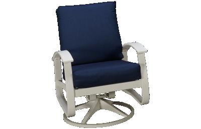 Telescope Casual Furniture Bell Cushion Belle Isle Swivel