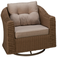 ScanCom Martinique Swivel Rocker