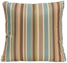 "NorthCape Malibu 16"" Toss Pillow with Knife Edge"