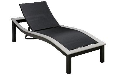 Telescope Casual Furniture Bazza Armless Chaise