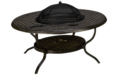 Agio International Madison Wood Burning Fire Pit