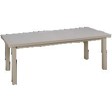 Telescope Casual Furniture Belle Sling Rectangular Dining Table