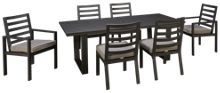 Gathercraft Park Lane 7 Piece Outdoor Dining Set