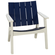 Seaside Casual Furniture Fusion Chat Chair